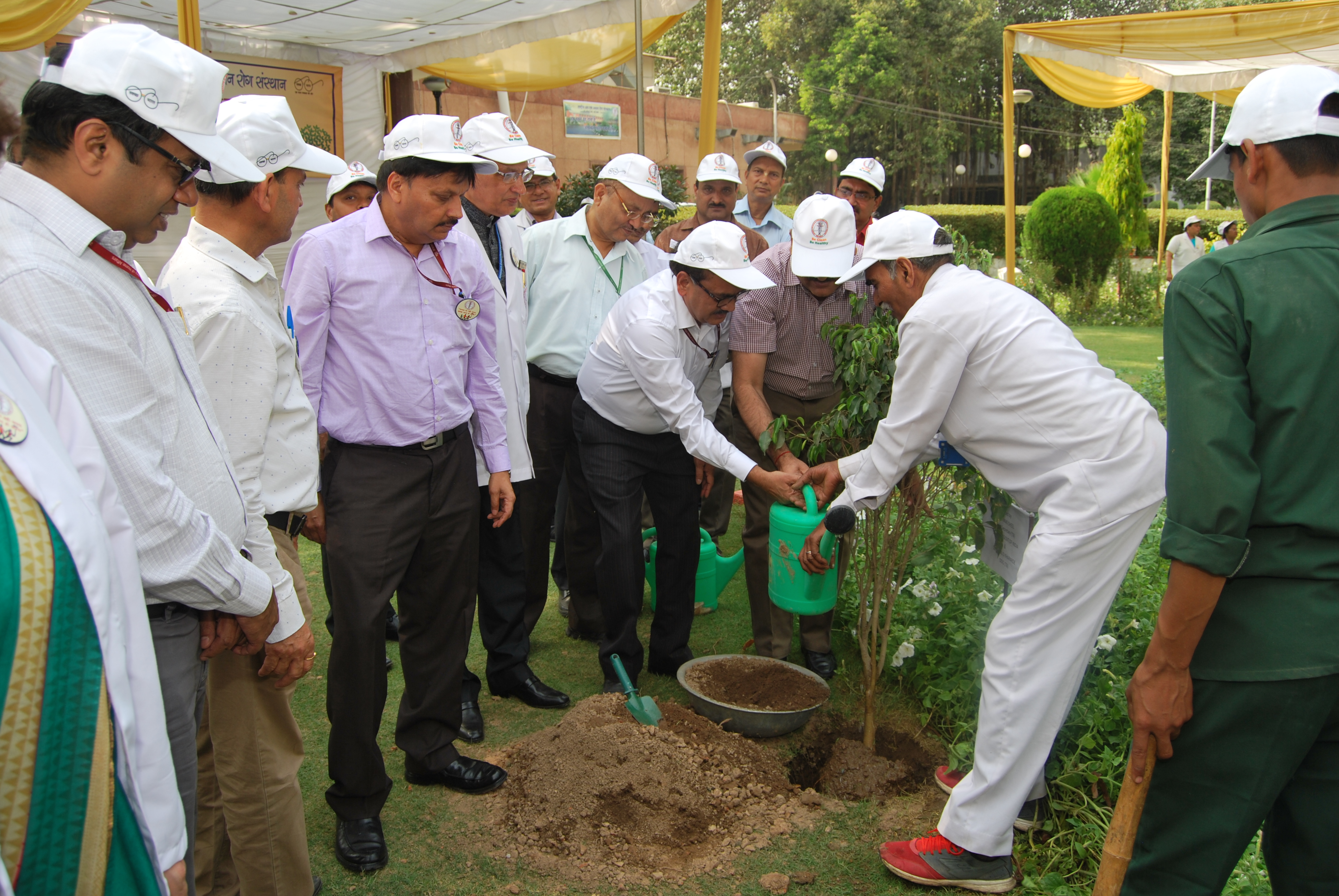 Swachhata_Pakhwada_April_2018_Plantation